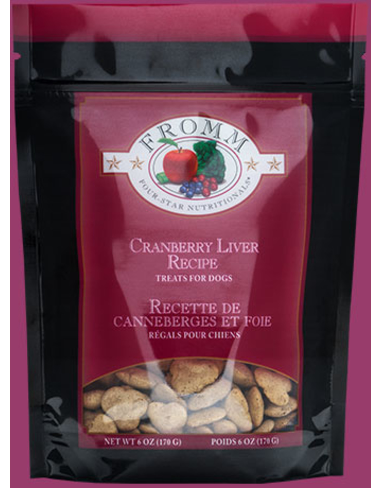Fromm Fromm Training Treats - Cranberry & Liver 170g