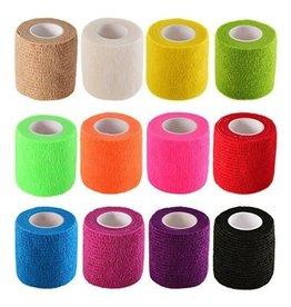 "Andover CoFlex Flexible Bandage - 1"" 2pk (Pink)"