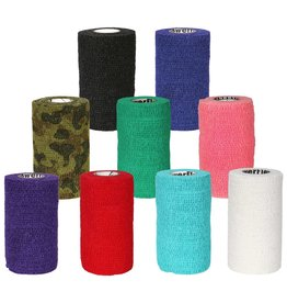 "Andover PowerFlex Flexible Bandage - 4"" (Green)"
