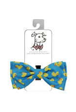 Huxley & Kent Bow Tie - Lucky Ducky - Extra Large