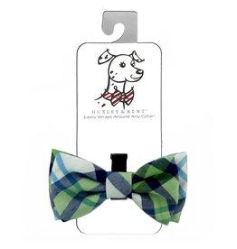 Huxley & Kent Bow Tie - Madras - Small