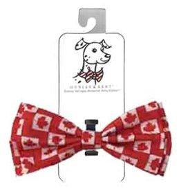 Huxley & Kent Bow Tie - O'Canada - Small