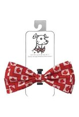 Huxley & Kent Bow Tie - O'Canada - Large