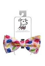 Huxley & Kent Bow Tie - Party Time Pink - Large