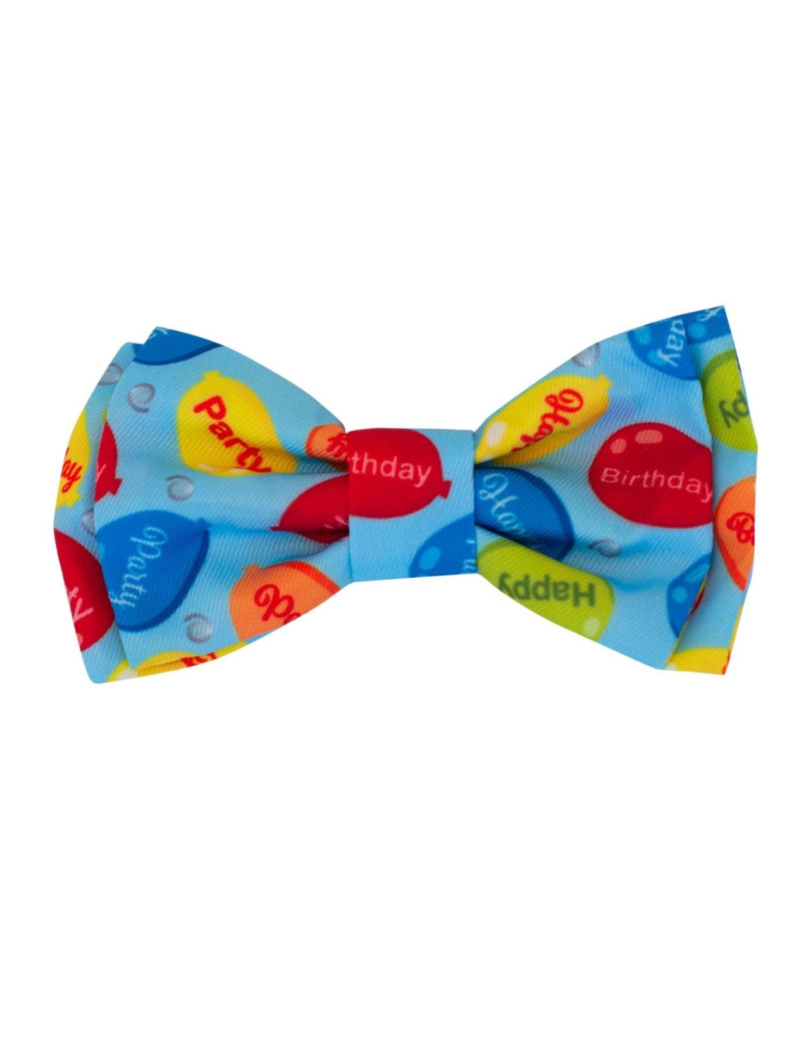 Huxley & Kent Bow Tie - Party Time Blue - Large