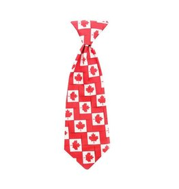 Huxley & Kent Long Tie - O'Canada - Medium