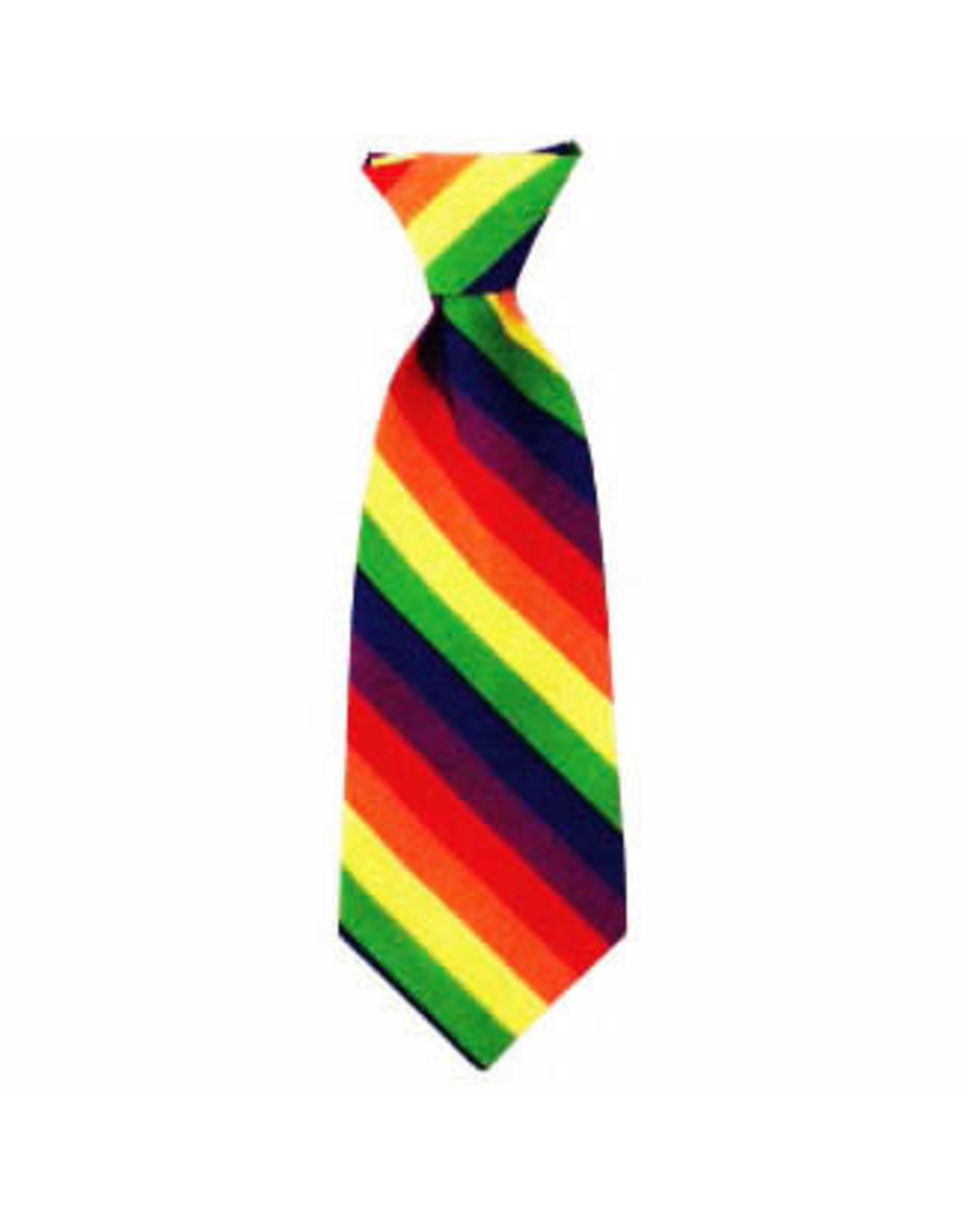 Huxley & Kent Long Tie - Pride - Small