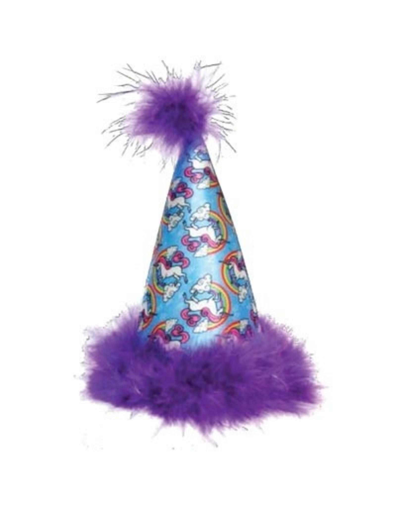 Huxley & Kent Party Hat - Magic Unicorn - Small