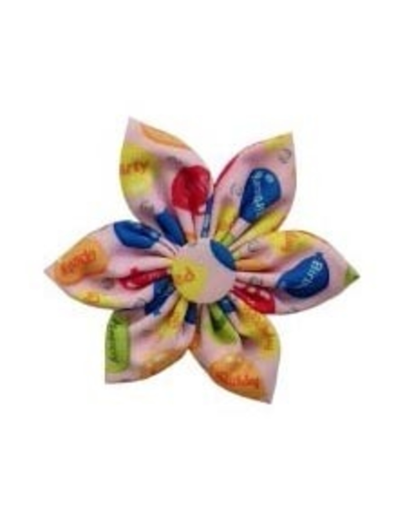 Huxley & Kent Pinwheel - Party Time Pink - Large