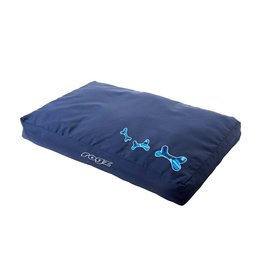"Rogz Flat Podz - Navy Zen - Medium - 33"" x 22"" x 4"""