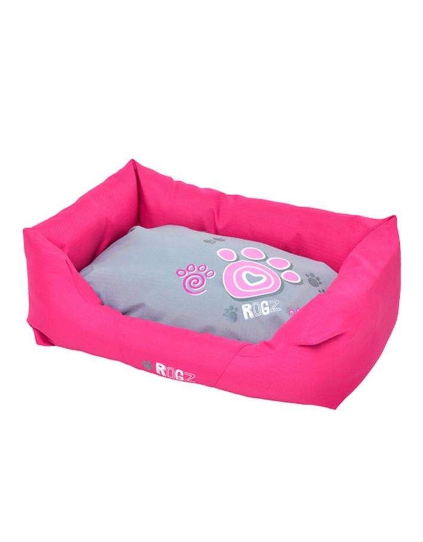 """Rogz Wall Podz - Pink Paw - Small - 22"""" x 14"""" x 9"""""""