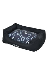 "Rogz Wall Podz - Black Bone - Medium - 28"" x 18"" x 10"""