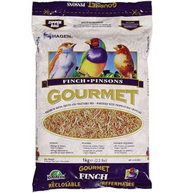 Hagen Gourmet Seed Mix for Finches - 1kg