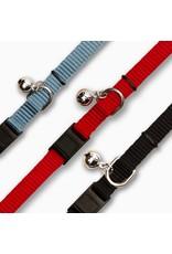 "CatIt Adjustable Nylon Breakaway Cat Collar 9.5mmx20-33cm (8-13"")"