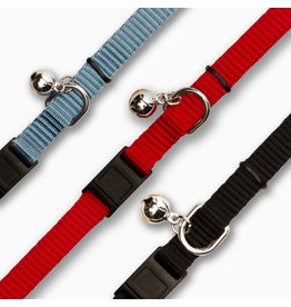 "CatIt Adjustable Nylon Breakaway Cat Collar 9.5mmx20-33cm (8-13"")"