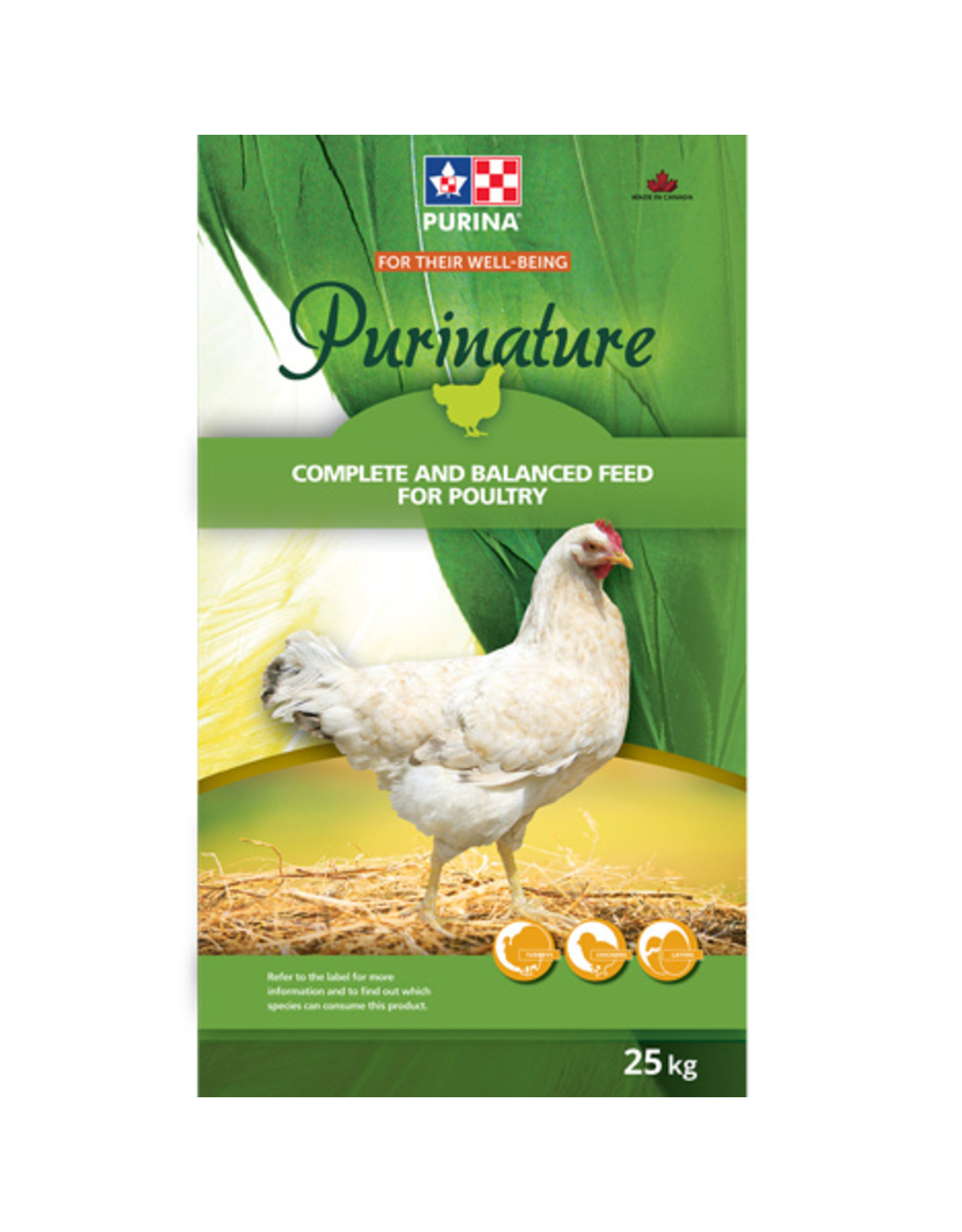Purina Purina Start & Grow Chicken Feed