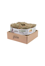 Living World Green Botanicals Meadow Hay Bale - Herb & Flower Mix 4x150g