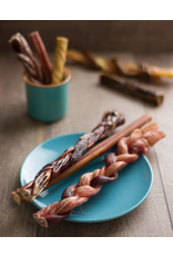 """Hero Dehydrated Braided Beef Gullet 11-12"""""""