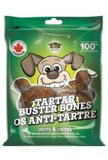 Dog Bites Dog Bites Tartar Buster - 4 pack