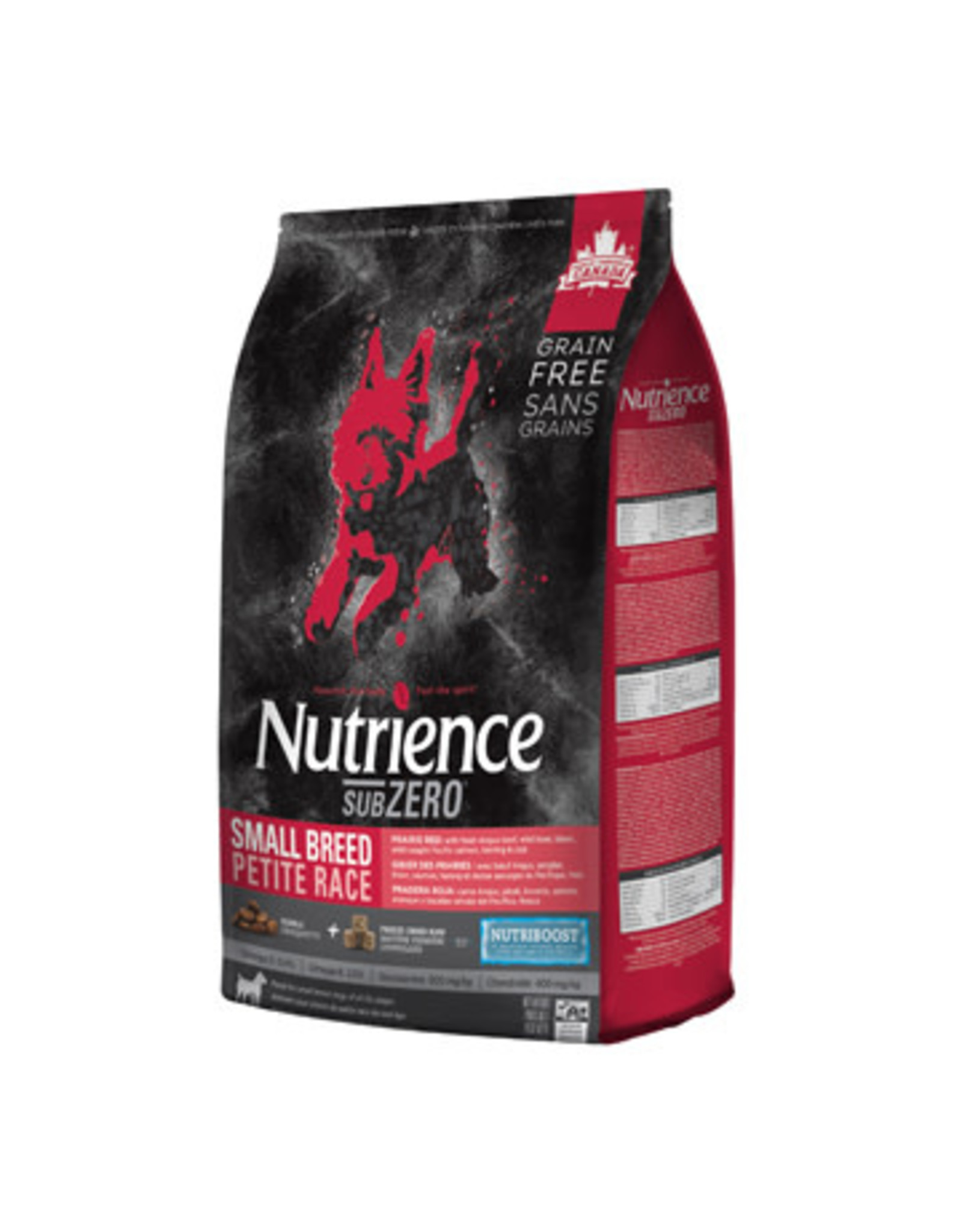Nutrience Nutrience SubZero Small Breed Prairie Red - 5kg