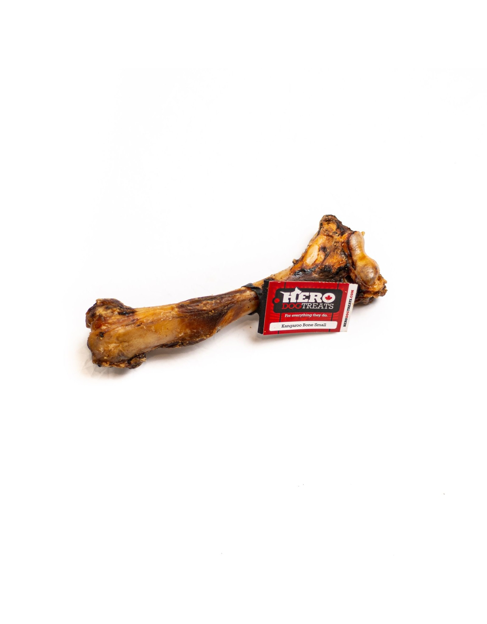 Hero Dehydrated Kangaroo Bone Small - 4.5 inches