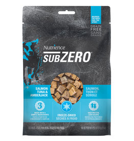 Nutrience Subzero Freeze-Dried Canadian Pacific Treats - Salmon, Tuna & Amberjack - 70 g (2.5 oz)