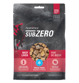 Nutrience Subzero Freeze-Dried Single Protein Treats - Beef Liver - 90 g (3 oz)