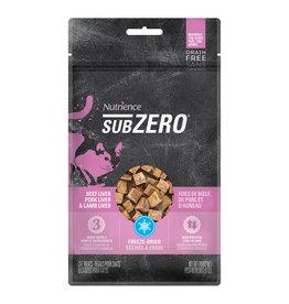 Nutrience Subzero Prairie Red Treats - Beef Liver, Pork Liver & Lamb Liver - 30 g (1 oz)