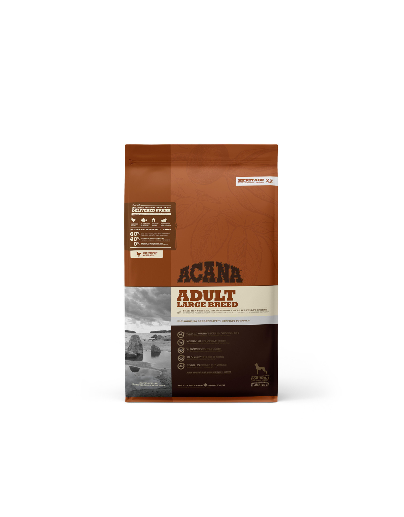 ACANA ACANA Heritage Adult Large Breed 11.4kg