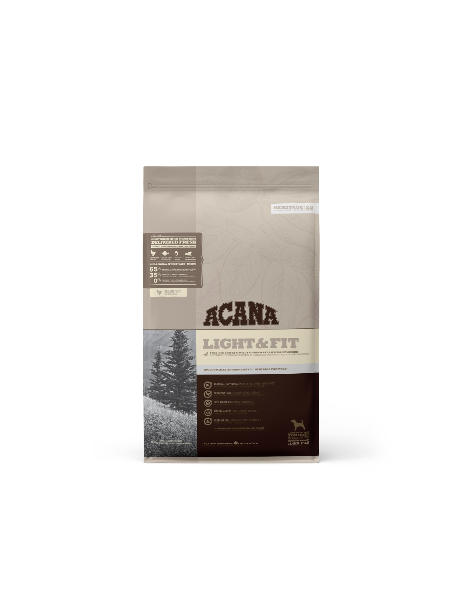 ACANA ACANA Heritage Light & Fit