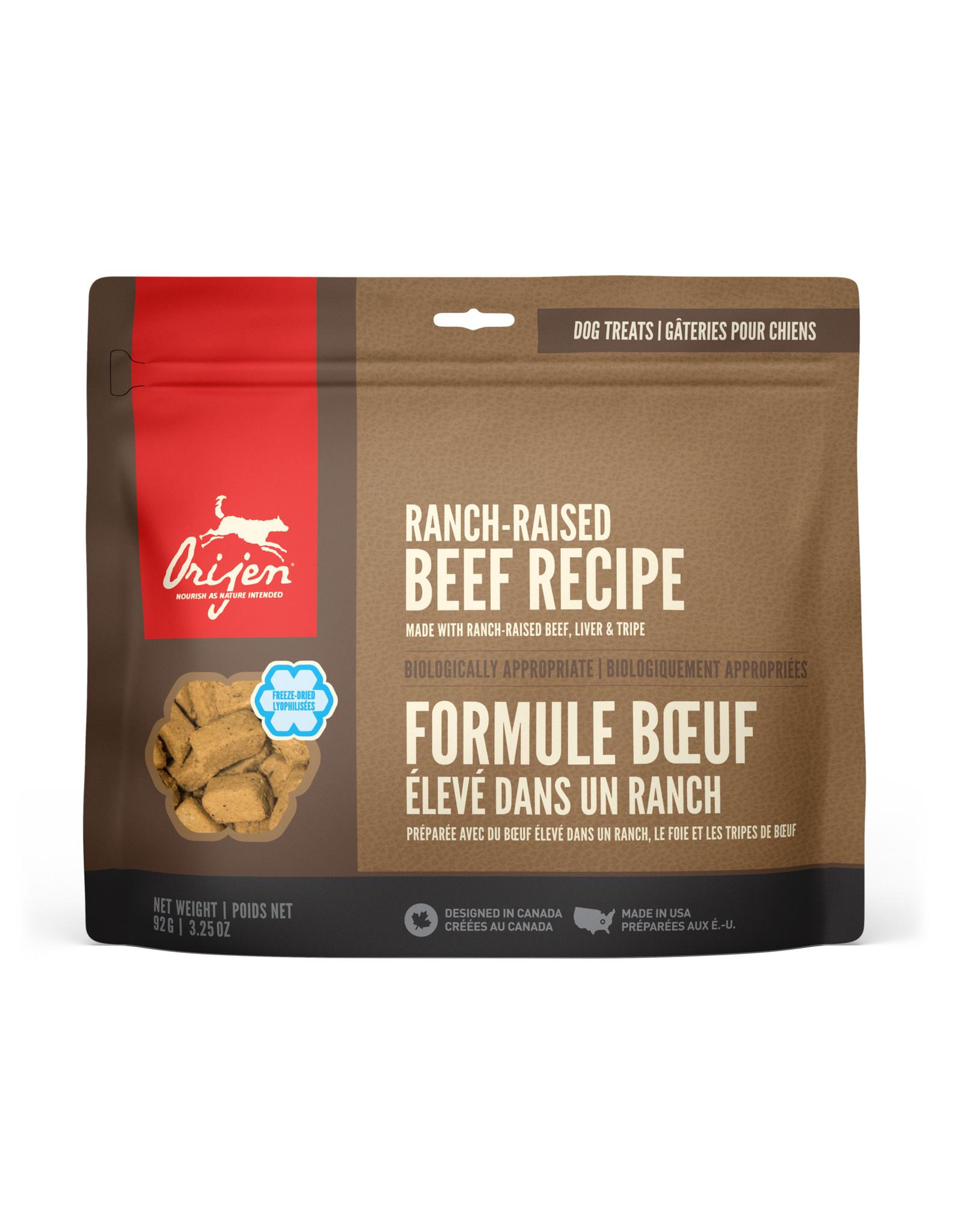 ORIJEN ORIJEN Treats Ranch-Raised Beef