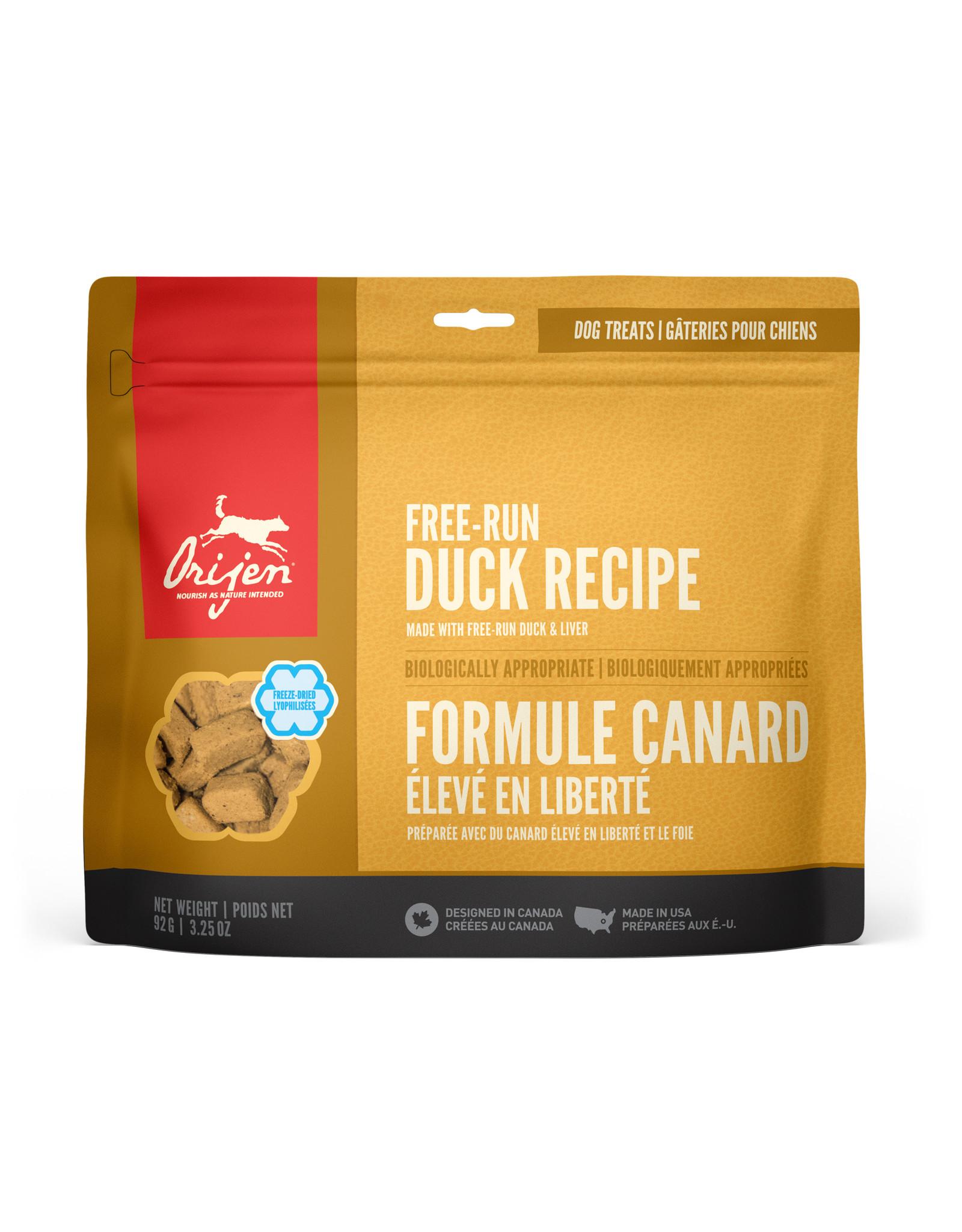 ORIJEN ORIJEN Treats Free-Run Duck