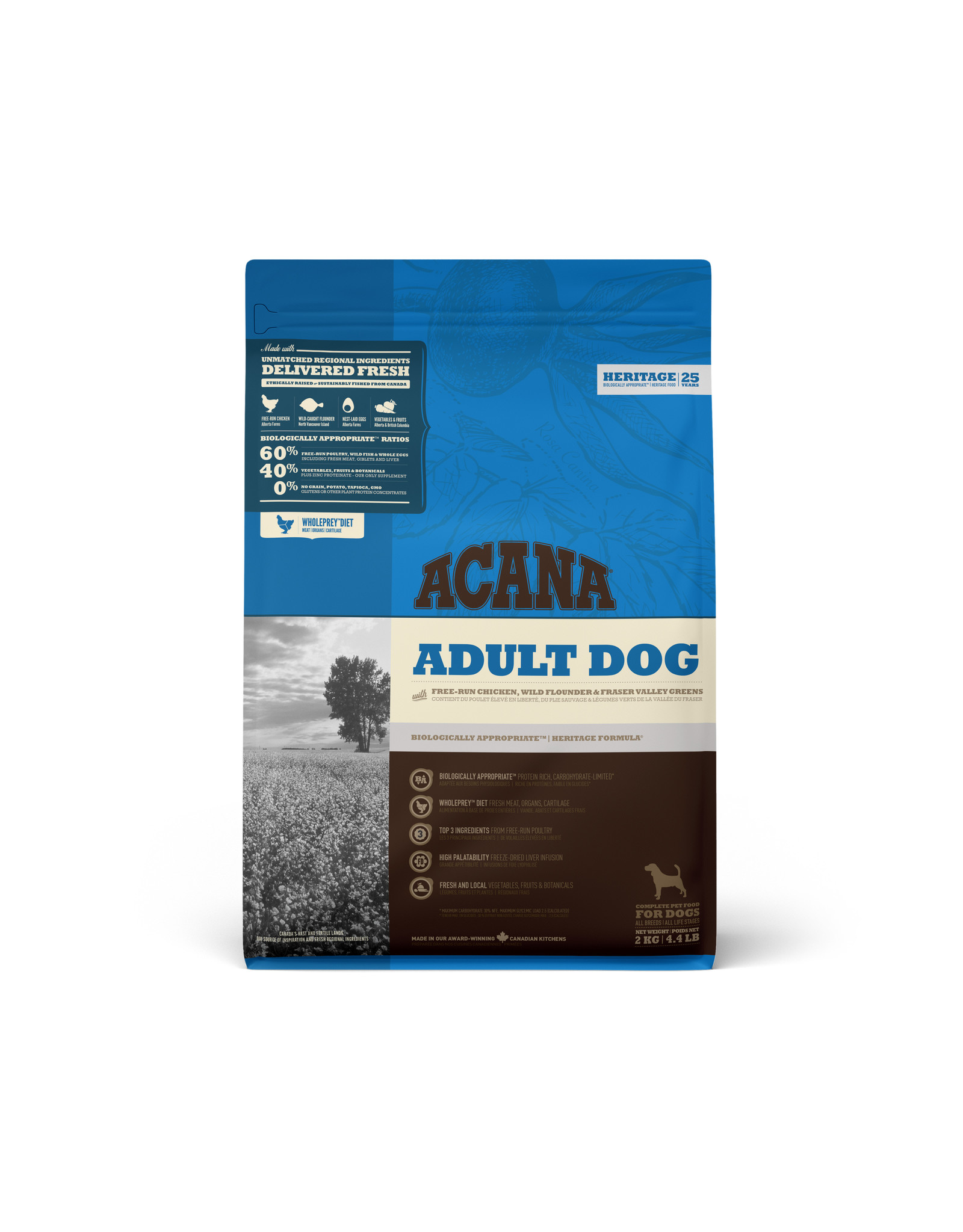 ACANA ACANA Heritage Adult Dog