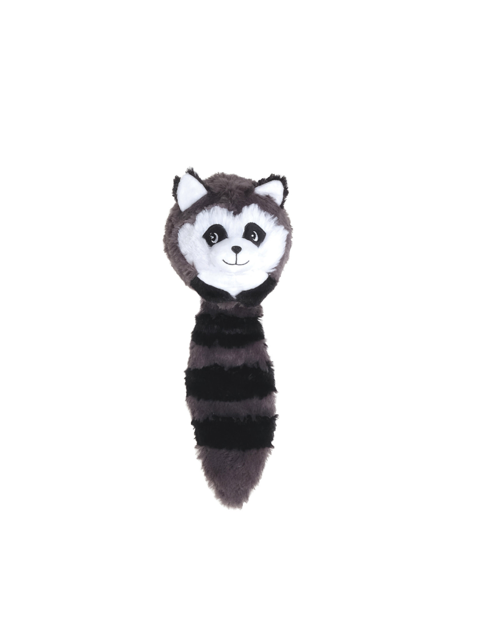 DogIt Dogit Stuffies - Forest Ball Friend - Raccoon - 32 cm (12.5 in)