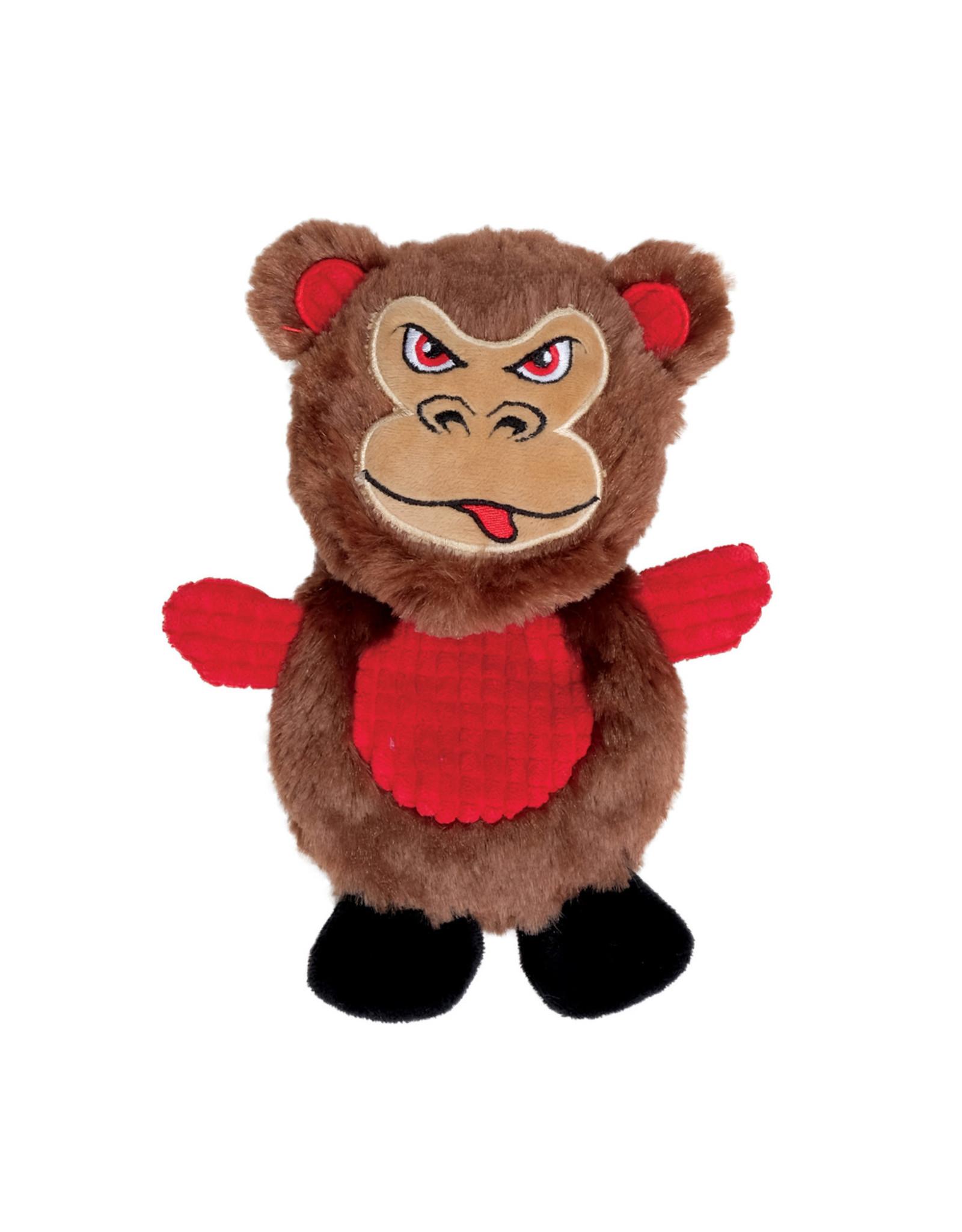 DogIt Dogit Stuffies – Flat Friend - Monkey - 19 cm (7.5 in)