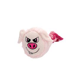 DogIt Dogit Stuffies - Big Head Friend - Pig - 23 cm (9 in)