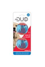 DogIt Duo Ball, 6.3cm w LED, 2pk