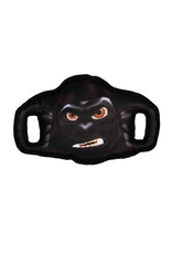 DogIt Growlers Dog Toy - Gorilla - 30 cm x 18 cm (12 in x 7 in)