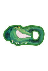 DogIt Growlers Dog Toy - Crocodile - 29 cm x 15 cm (11.4 in x 5.9 in)
