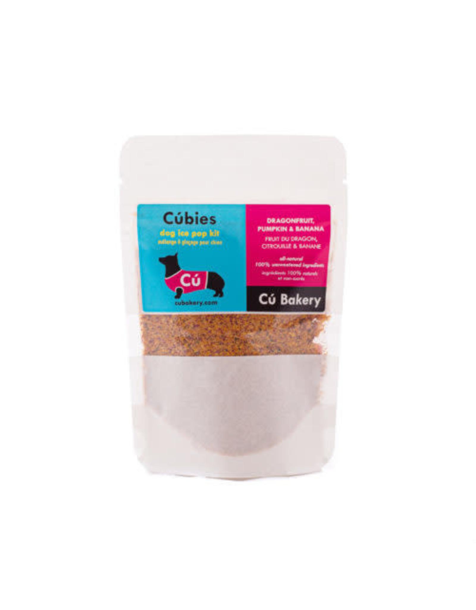 Cú Bakery Cúbies Dog Ice Pop Kit 111g