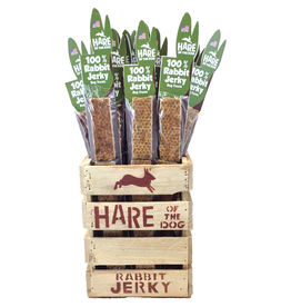 Etta Says! Hare of the Dog 100% Rabbit Jerky