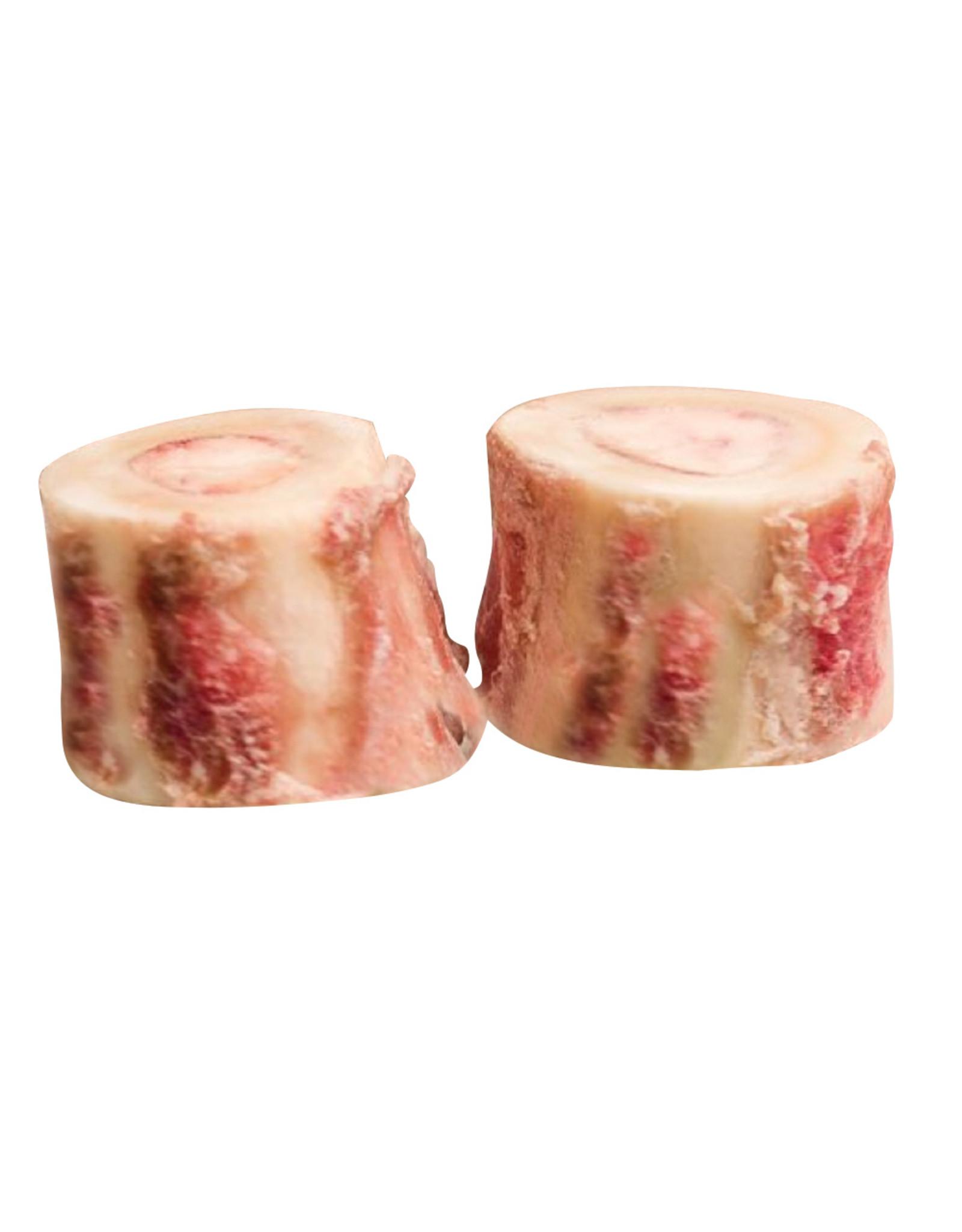 Big Country Raw Beef Marrow Bone Small 2lb Bag