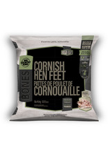 Big Country Raw Cornish Hen Feet 1lb Bag
