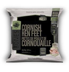 Big Country Raw Cornish Hen Feet 1lb Bag