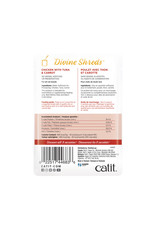 CatIt Divine Shreds - Chicken with Tuna & Carrot - 75g Pouch