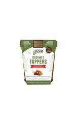 Living World Green Gourmet Toppers - Fruit Medley - 215 g (7.6 oz)