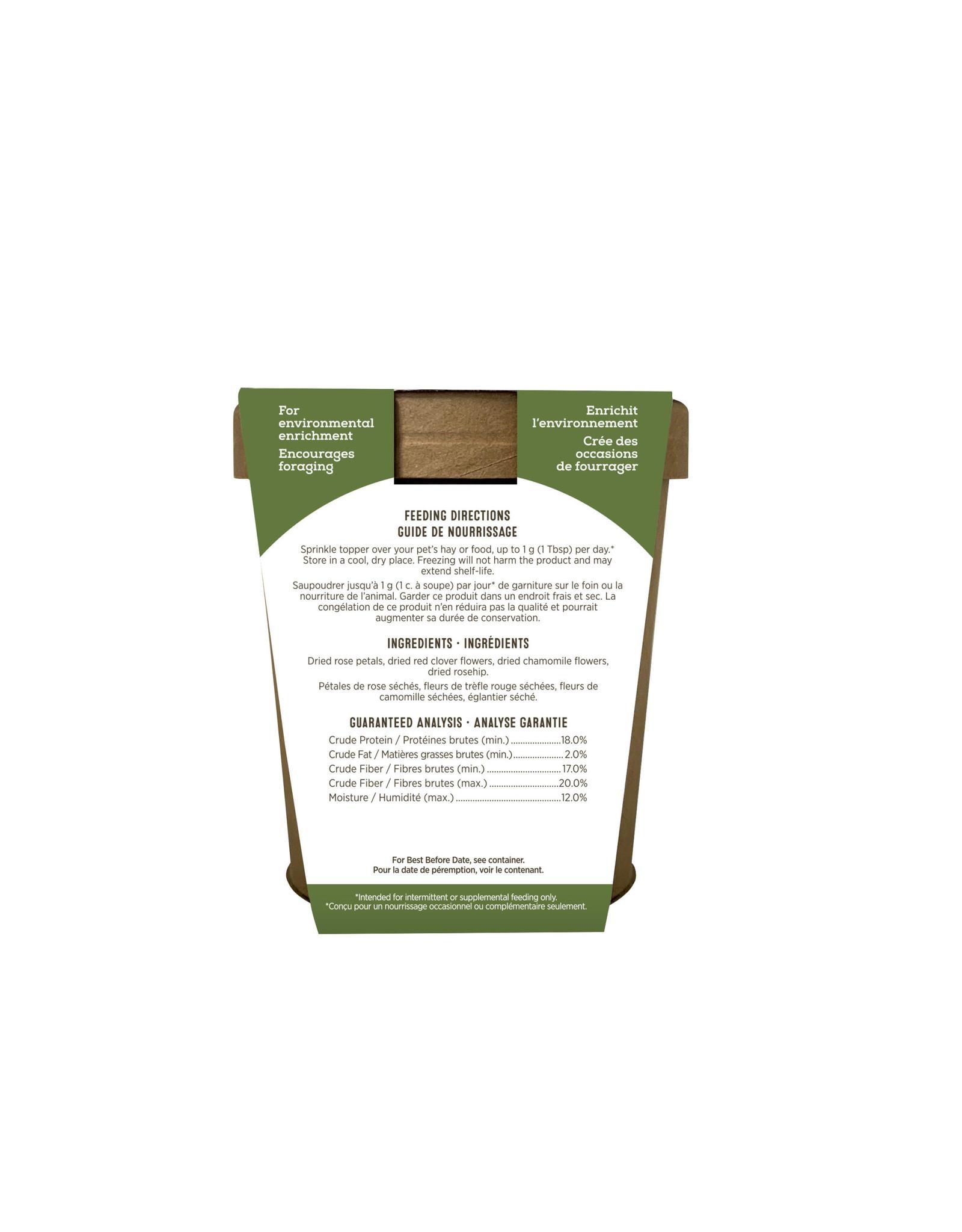 Living World Green Gourmet Toppers - Botanicals - 35 g (1.2 oz)