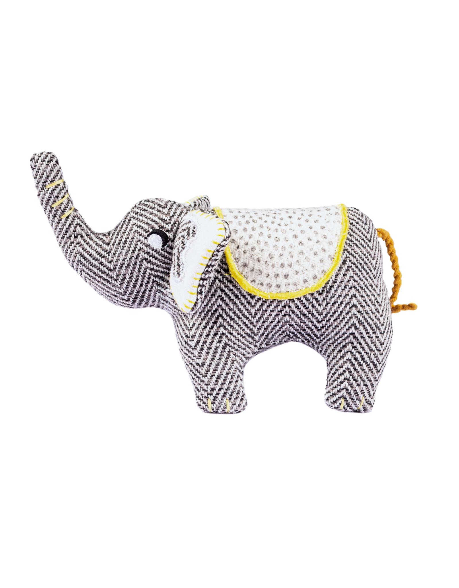 Resploot Resploot Toy - Asian Elephant - Sri Lanka - 22 x 17 cm (9 x 7 in)