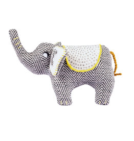 Resploot Resploot Toy - Asian Elephant - Sri Lanka - 22 x 17 cm (9 x 7 in)