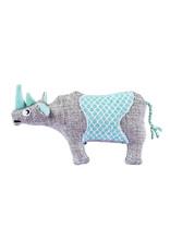 Resploot Resploot Toy - Black Rhinoceros - Africa - 22 x 12 cm (9 x 5 in)
